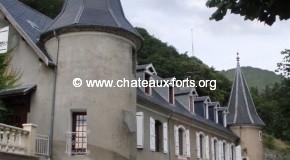 05-Aspres les Corps : Maison forte d'Aspres
