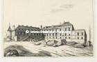 92-Rueil Malmaison : Maison forte de Buzenval