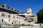 05-Crots : Abbaye de Boscodon