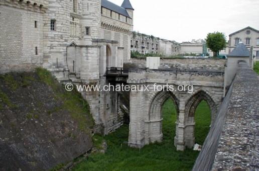 94-Vincennes : Château royal de Vincennes