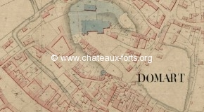 80-Domart en Ponthieu : Enceinte urbaine de Domart