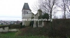 80-Airaines : Château des sires d'Airaines