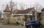 91-Saint Cyr sous Dourdan : Maison forte des Tourelles