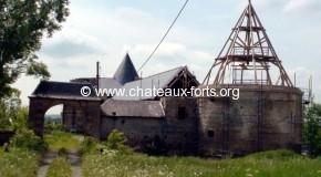08-Charbogne : Maison forte de Charbogne