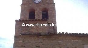 66-Villelongue dels Monts : Eglise fortifiée Saint Etienne