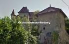 74-Marigny Saint Marcel : Maison forte de Vons