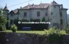 74-Draillant : Maison forte d'Orcier