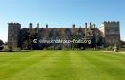UK-Edenham : Château de Grimsthorpe