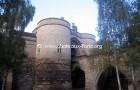 UK-Nottingham : Château de Nottingham