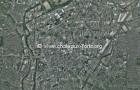 UK-Leicester : Enceinte urbaine de Leicester