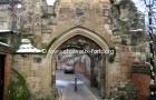 UK-Leicester : Château de Leicester