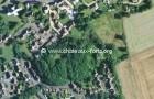 UK-Fowlmere : Enceinte de terre de Fowlmere