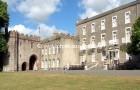 UK-Torquay : Abbaye fortifiée de Torre