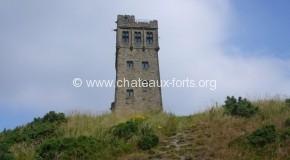 UK-Huddersfield : Château Castle Hill