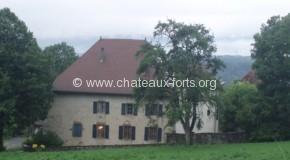 74-Bonne : Maison forte d'Orlyé