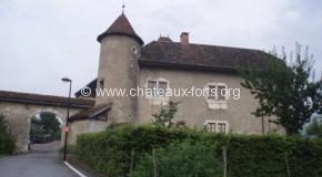 74-Seynod : Maison forte de Vieux Château