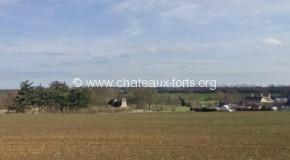 UK-Essendine : Château d'Essendine